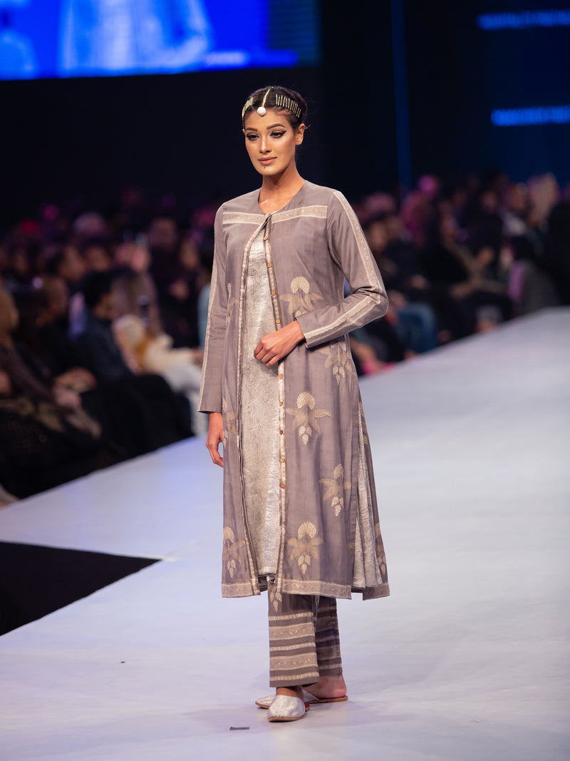 Kashish Double layered Kurta - Aavaran Udaipur