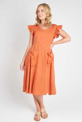 Torju Summer Lovin organic cotton dress