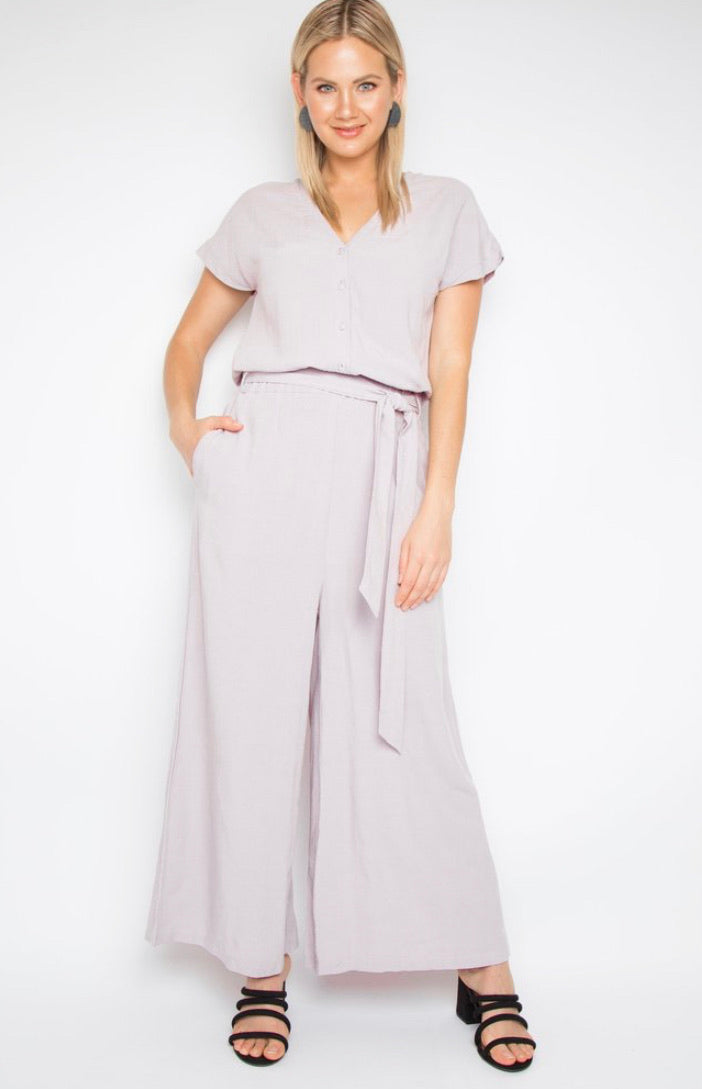 Sunday's Wide Leg Jumpsuit