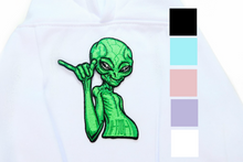 Load image into Gallery viewer, Big Alien Hoodie