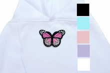 Load image into Gallery viewer, Pink Butterfly Hoodie