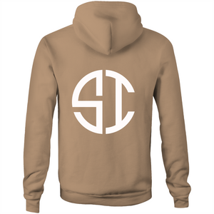 Signature&Initial hoodies