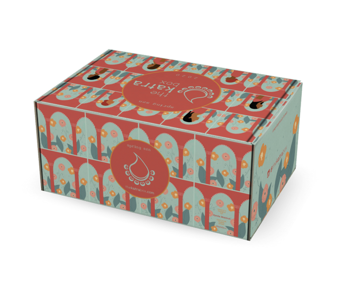 Katra Box - Seasonal Subscription