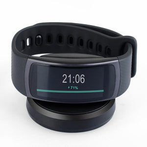 Itian Desk Wireless Charging Dock Charger for Samsung Gear Fit 2 Smart Watch - RV Online UK