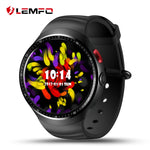 Smart Watch Android 5.1 Heart Rate Monitor with 2.0 MP Camera Unisex - RV Online UK