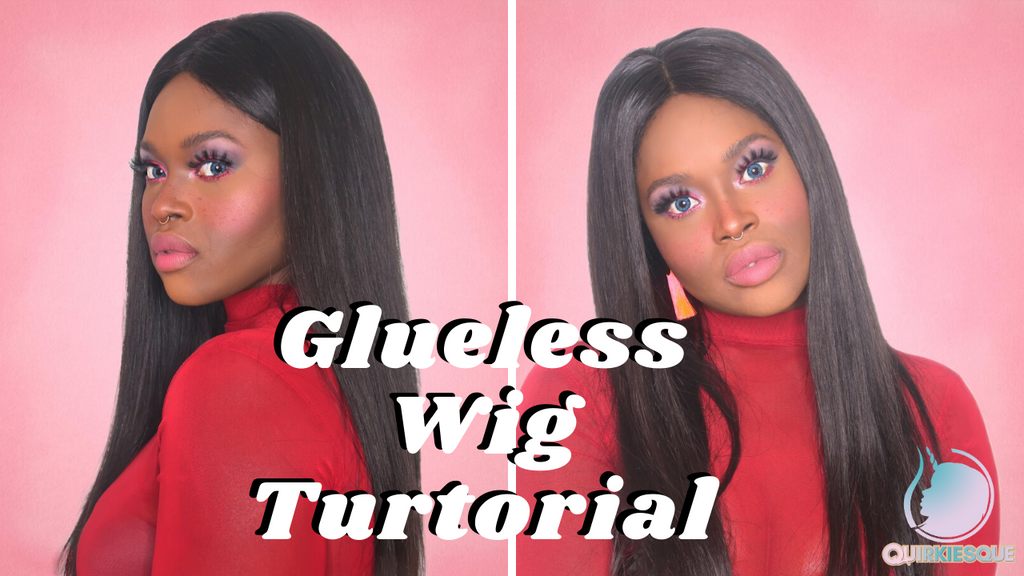 How to make the best glueless closure wig