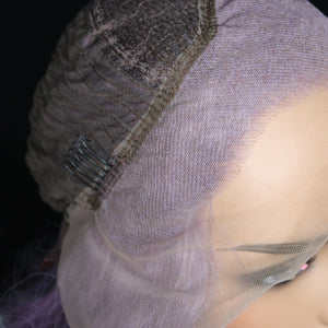 Lilly Synthetic Lace Front Wig - Quirkiesque