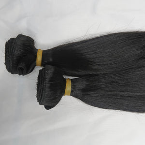 Maya Raw Chinese Straight Hair Extensions - I'Kna Beauty