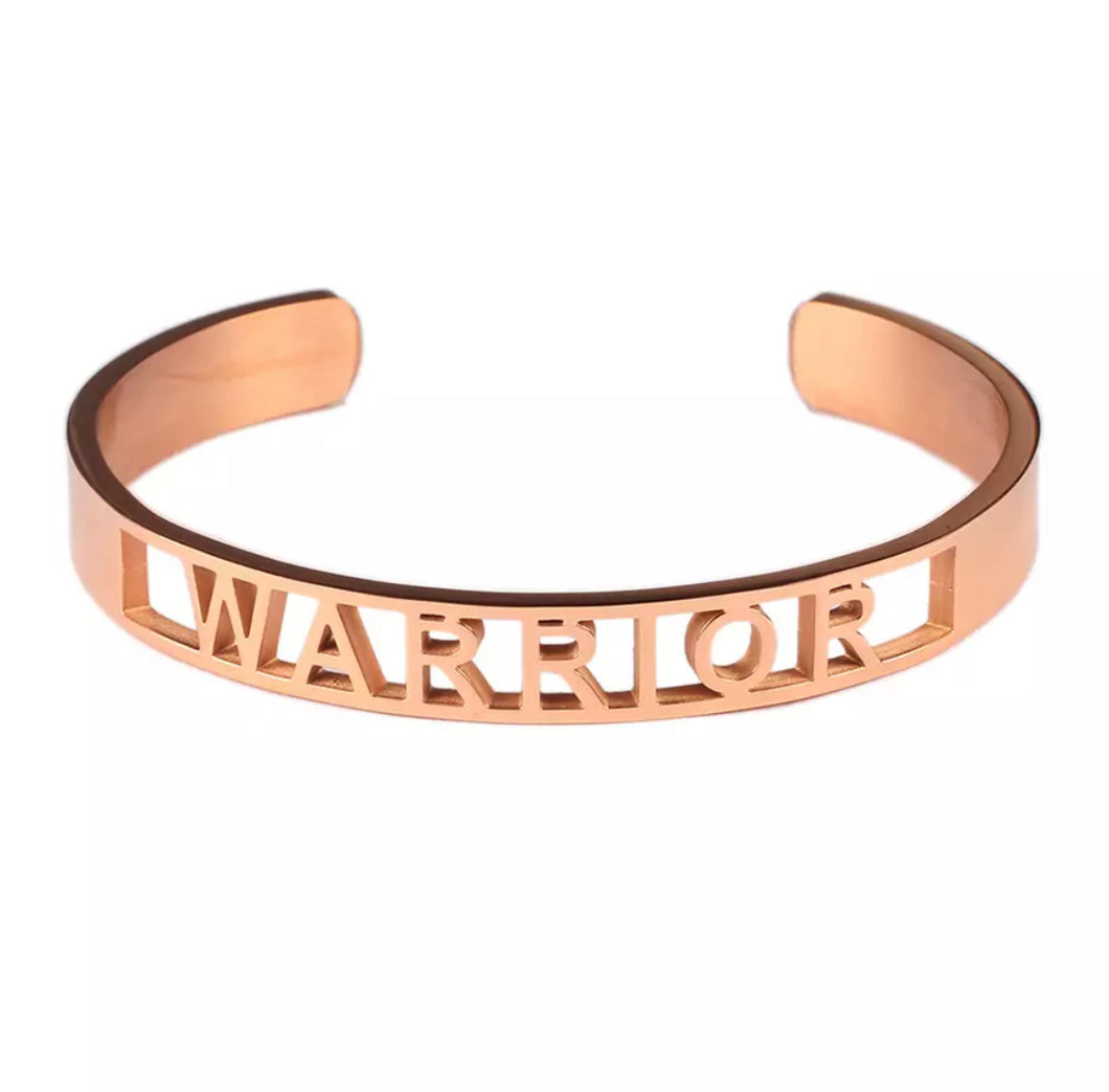 Warrior (Rose Gold)