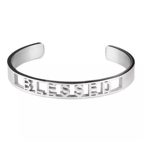 Blessed (Silver)