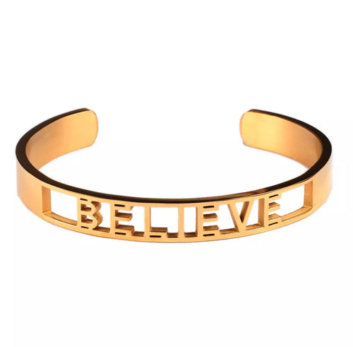 Believe (Gold)