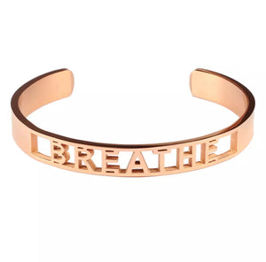 Breathe (Rose Gold)