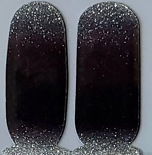 Black Ombre Foursies Accent