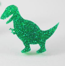 Load image into Gallery viewer, 'T-Rex' Mini Stud Earrings