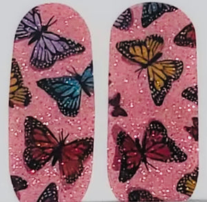 Butterfly Foursies Accent