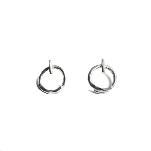 circle earrings nao27