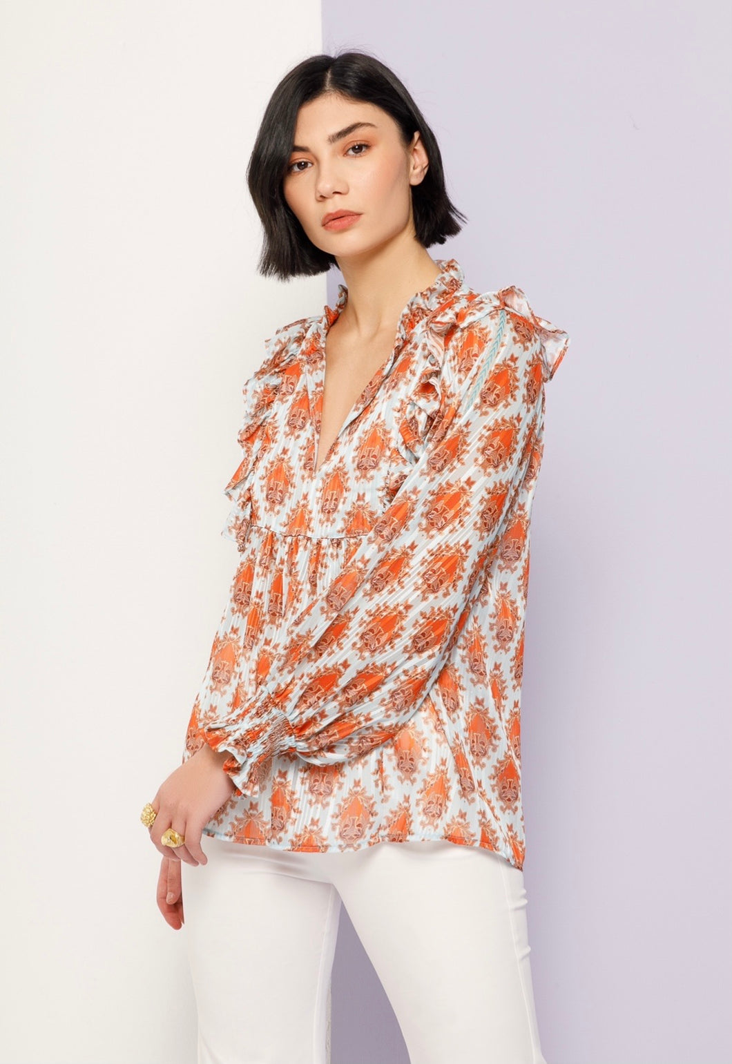 Ciel orange nema shirt