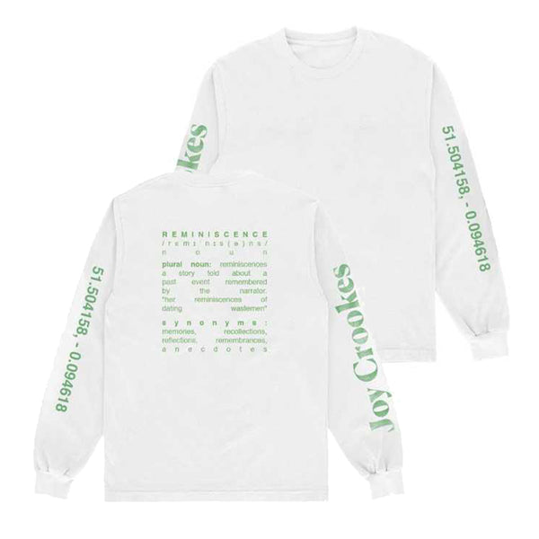 Reminiscence White Long Sleeve Shirt