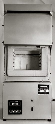 C401H Small Lab Furnace