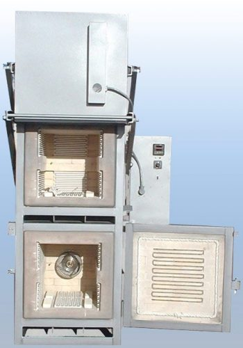AE-1520-D Mid Size Dual Furnace