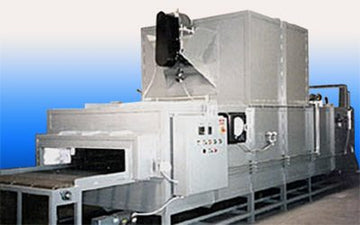 Continuous Curing Ovens