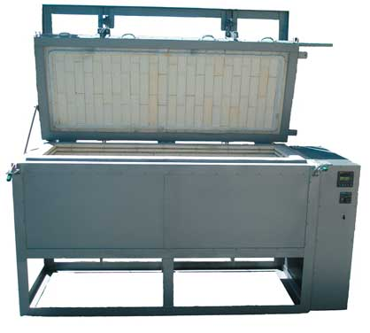 G-6-H Glass and Quartz Annealing Furnace