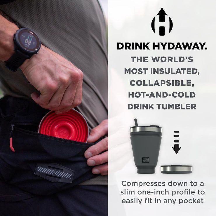 HYDAWAY-Collapsible Drink Tumbler-