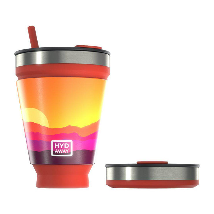 HYDAWAY-Collapsible Drink Tumbler-Mojave-