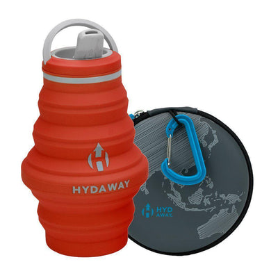 HYDAWAY-Hydration Travel Pack-Sunset-17oz-