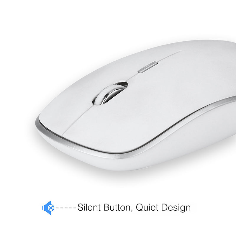 Teclado e Mouse Wireless®