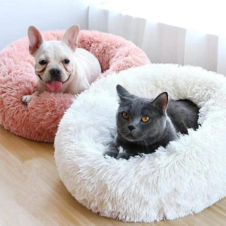 Comfy Calming Pet Bed™