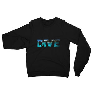 Unisex California Fleece Raglan Sweatshirt - DivingPassportStore