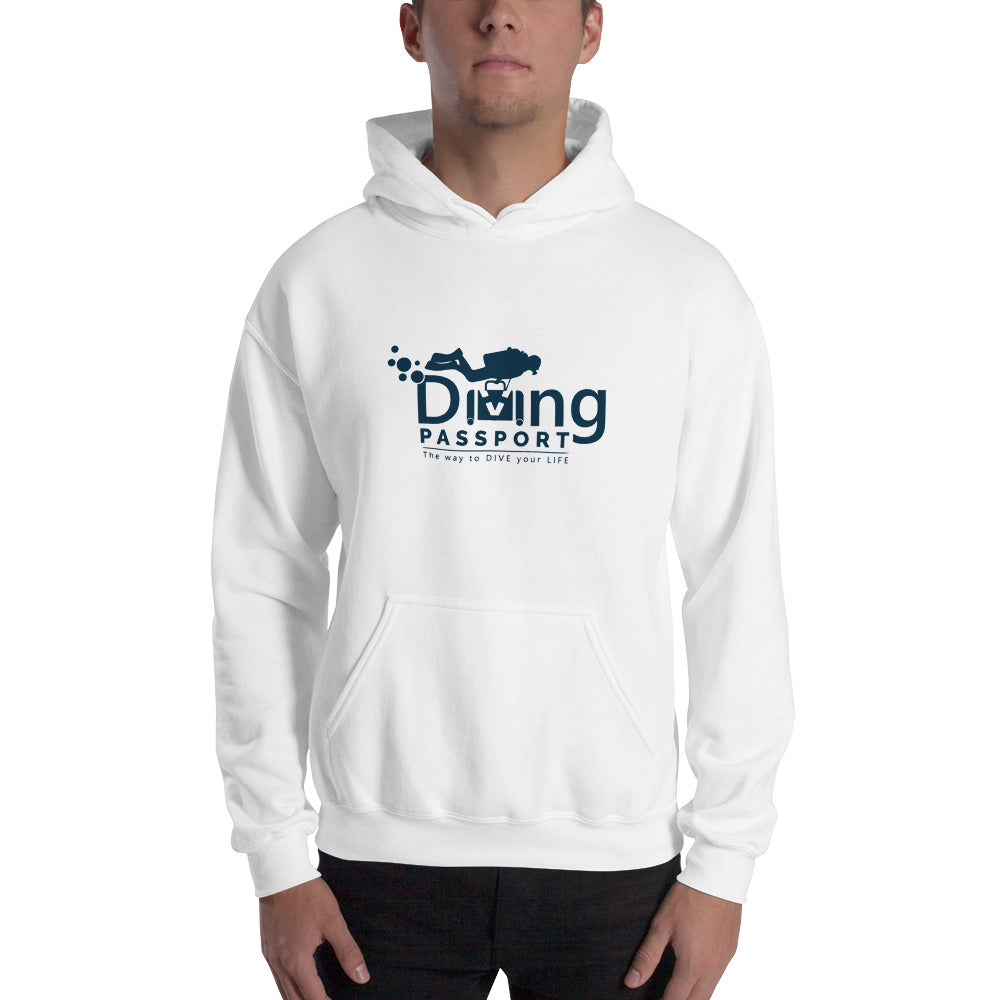 Hooded Sweatshirt - DivingPassportStore