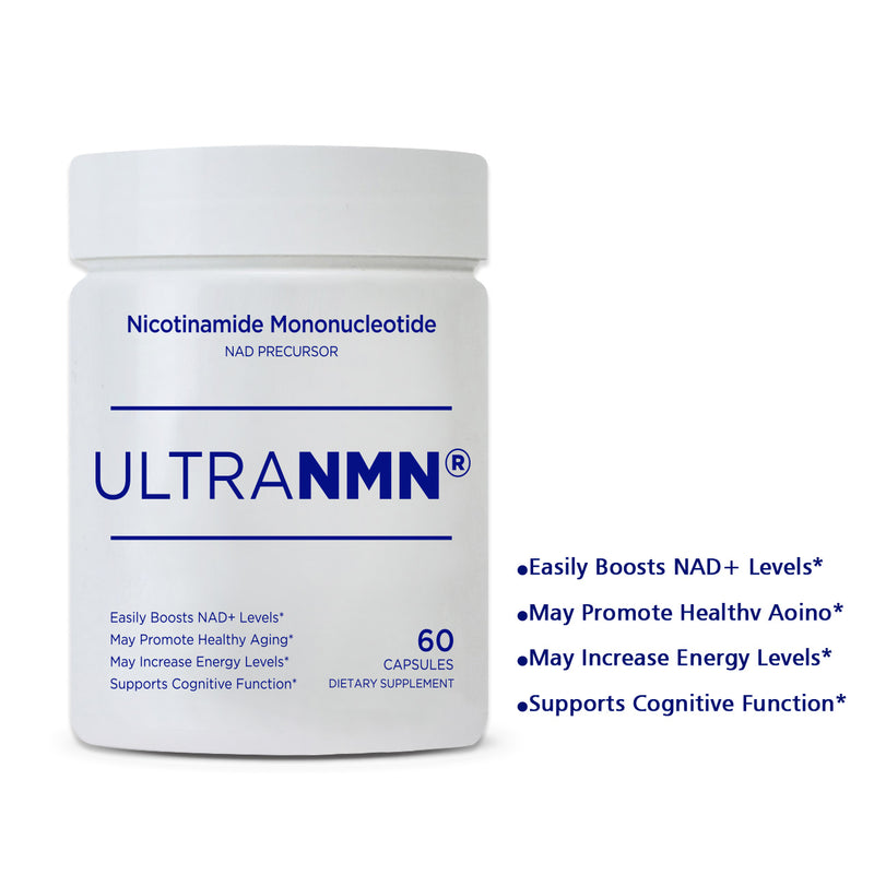 UltraNMN®  60 Counts Vegan Capsules