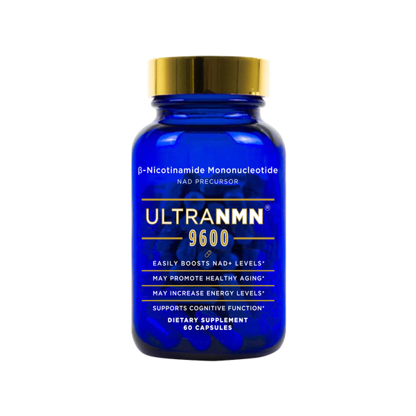 UltraNMN® 9600 Advance Formula 60 Counts Vegan Capsules