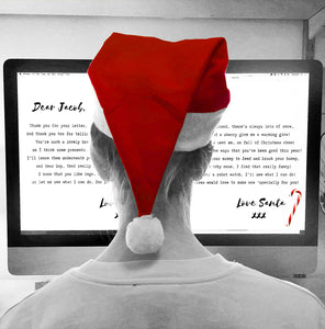 'A Poem Email From Santa!'