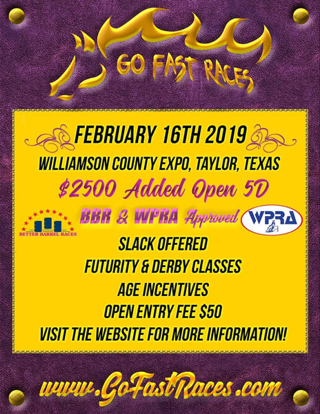 Go Fast Races - Taylor, TX - February 16