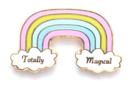 Totally Magical Pin