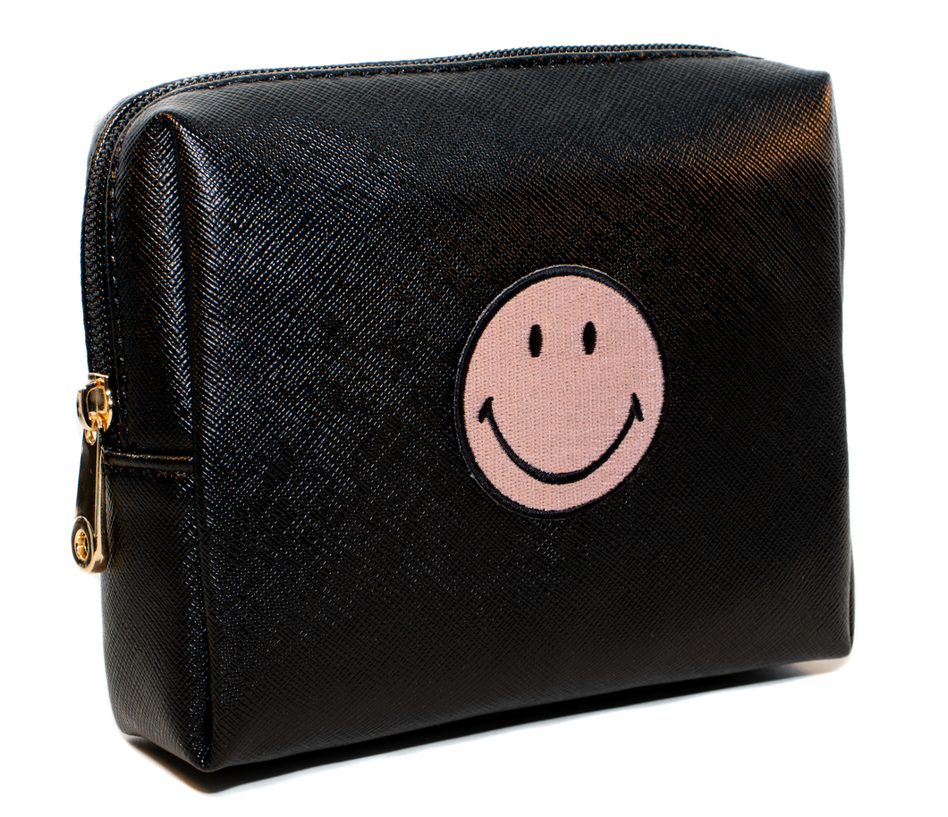 Smiley Face Classic Pouch