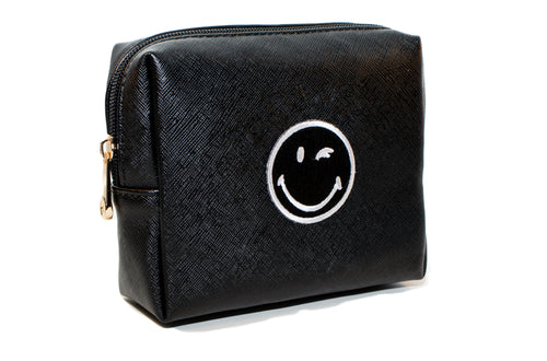 Winky Face Classic Pouch
