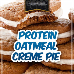 IZOFUEL | Protein Oatmeal Creme Pies