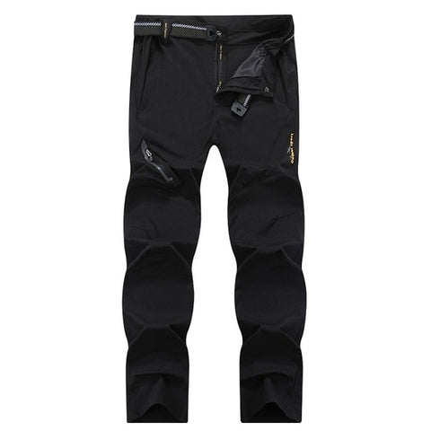 Mountainskin 8XL Men's Summer Quick Dry Softshell Pants