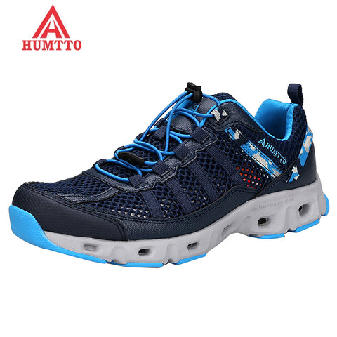 HUMTTO Brand 2018 Hiking Shoes Men