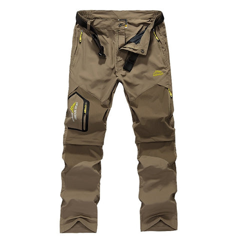 2018 Hiking Pants Outdoor Quick Dry Pants\