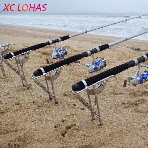 Upgraded Automatic Fishing Rod Accessories Double Spring High Strength