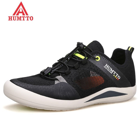 HUMTTO Brand Men Mountain Hiking Shoes