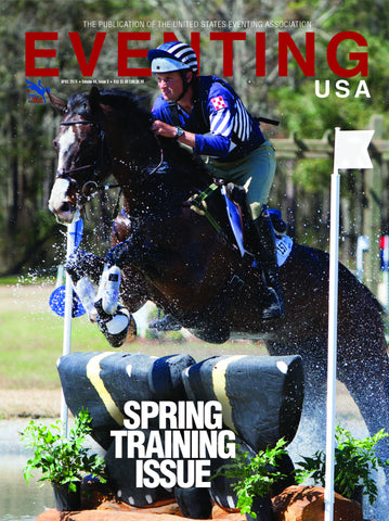 2014 Eventing USA Magazine - Issue 3