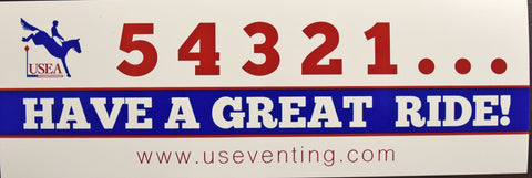 USEA Bumper Sticker