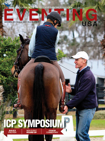 2015 Eventing USA Magazine- Issue 2