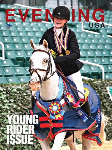 2014 Eventing USA Magazine- Issue 8